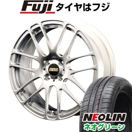 タイヤはフジ 送料無料 BBS JAPAN BBS RE-L2 6J 6.00-15 NEOLIN ネオリン ネオグリーン(限定) 185/60R15 15インチ サマータイヤ ホイール4本セット