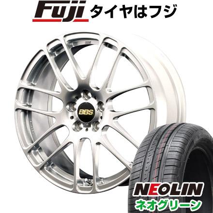 タイヤはフジ 送料無料 シエンタ 5穴/100 BBS JAPAN BBS RE-L2 6J 6.00-15 NEOLIN ネオリン ネオグリーン(限定) 185/60R15 15インチ サマータイヤ ホイール4本セット