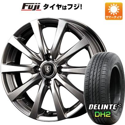 【送料無料】 185/60R15 15インチ MID ユーロスピード G10 5.5J 5.50-15 DELINTE デリンテ DH2(限定) サマータイヤ ホイール4本セット