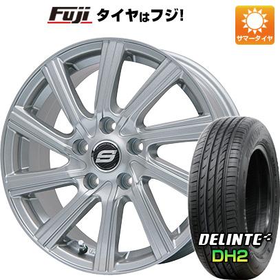 【送料無料】 225/40R18 18インチ BRANDLE ブランドル TM30 7.5J 7.50-18 DELINTE デリンテ DH2(限定) サマータイヤ ホイール4本セット