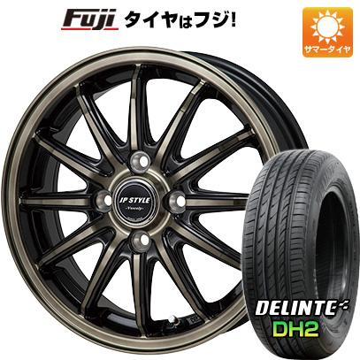 【送料無料】 175/65R15 15インチ MONZA モンツァ JPスタイルバークレー 5.5J 5.50-15 DELINTE デリンテ DH2(限定) サマータイヤ ホイール4本セット