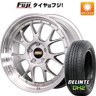 【送料無料】 245/40R21 21インチ BBS JAPAN BBS LM-R 9J 9.00-21 DELINTE デリンテ DH2(限定) サマータイヤ ホイール4本セット
