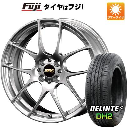 【送料無料】 215/60R17 17インチ BBS JAPAN BBS RF 7J 7.00-17 DELINTE デリンテ DH2(限定) サマータイヤ ホイール4本セット