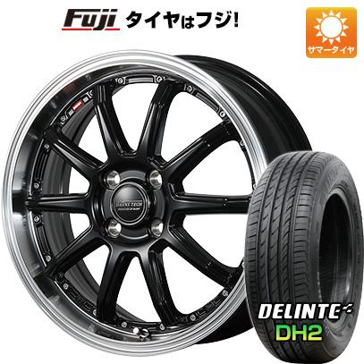【送料無料】 195/55R16 16インチ BLEST バーンズテック S10-DP 6J 6.00-16 DELINTE デリンテ DH2(限定) サマータイヤ ホイール4本セット