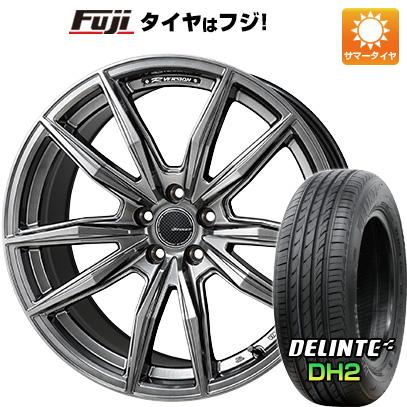 【送料無料】 165/55R15 15インチ MONZA モンツァ Rバージョンブロッカー 4.5J 4.50-15 DELINTE デリンテ DH2(限定) サマータイヤ ホイール4本セット