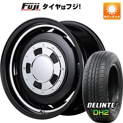 【送料無料】 165/50R15 15インチ MID ガルシア シスコ 4.5J 4.50-15 DELINTE デリンテ DH2(限定) サマータイヤ ホイール4本セット