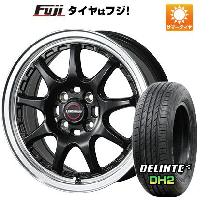 【送料無料】 165/55R15 15インチ BLEST ユーロマジック タイプSC-9 5J 5.00-15 DELINTE デリンテ DH2(限定) サマータイヤ ホイール4本セット