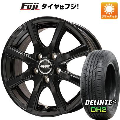 【送料無料】 165/50R15 15インチ BRANDLE ブランドル T8B 4.5J 4.50-15 DELINTE デリンテ DH2(限定) サマータイヤ ホイール4本セット