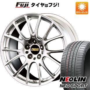 【送料無料】 235/35R19 19インチ BBS JAPAN BBS RE-V 8.5J 8.50-19 NEOLIN ネオリン ネオスポーツ(限定) サマータイヤ ホイール4本セット