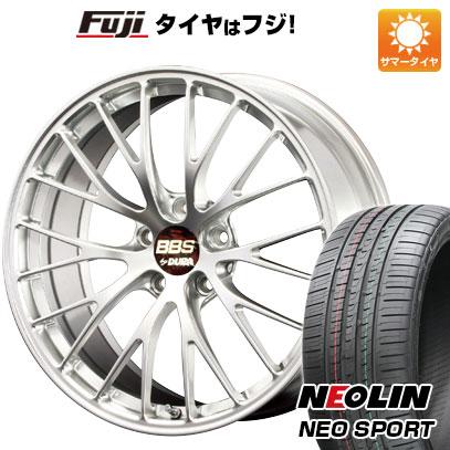 【送料無料】 245/35R20 20インチ BBS JAPAN BBS RZ-D 8.5J 8.50-20 NEOLIN ネオリン ネオスポーツ(限定) サマータイヤ ホイール4本セット