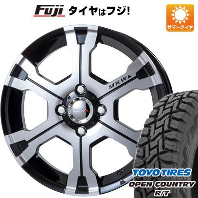 【送料無料】 165/60R15 15インチ MKW MK-36 4.5J 4.50-15 TOYO トーヨー OPEN COUNTRY R/T サマータイヤ ホイール4本セット