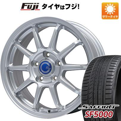 【送料無料】 215/45R17 17インチ BRANDLE ブランドル M60 7J 7.00-17 SAFFIRO サフィーロ SF5000(限定) サマータイヤ ホイール4本セット
