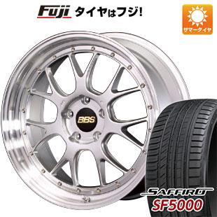 【送料無料】 245/35R21 21インチ BBS JAPAN BBS LM-R 9J 9.00-21 SAFFIRO サフィーロ SF5000(限定) サマータイヤ ホイール4本セット