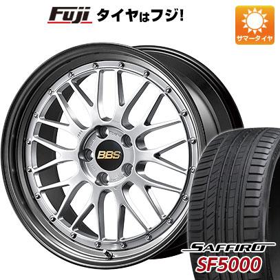 【送料無料】 245/30R20 20インチ BBS JAPAN BBS LM 2018 Limited Edition 8.5J 8.50-20 SAFFIRO サフィーロ SF5000(限定) サマータイヤ ホイール4本セット