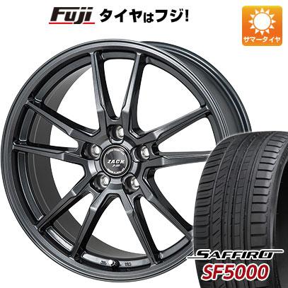【送料無料】 215/60R16 16インチ MONZA モンツァ ZACK JP-520 6.5J 6.50-16 SAFFIRO サフィーロ SF5000(限定) サマータイヤ ホイール4本セット