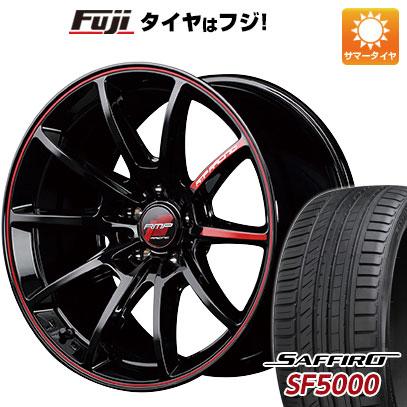 【送料無料】 195/45R16 16インチ MID RMP レーシング R25 6J 6.00-16 SAFFIRO サフィーロ SF5000(限定) サマータイヤ ホイール4本セット