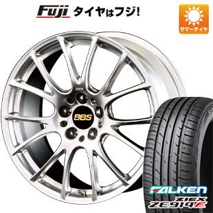 【送料無料】 235/50R18 18インチ BBS JAPAN BBS RE-V 8.5J 8.50-18 FALKEN ファルケン ジークス ZE914F サマータイヤ ホイール4本セット