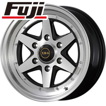 【送料無料 ハイエース200系】 215/65R16 16インチ FABULOUS ファブレス ヴァローネ XR-6 6.5J 6.50-16 GOODYEAR グッドイヤー EAGLE 1 NASCAR LT(限定) サマータイヤ ホイール4本セット