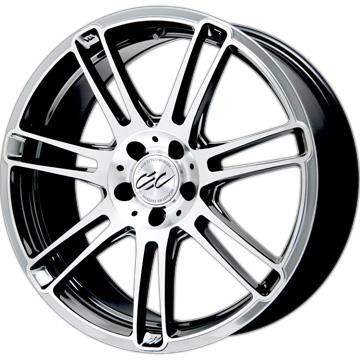 【送料無料】 245/30R20 20インチ CEC C883 8.5J 8.50-20 SAFFIRO サフィーロ SF5000(限定) サマータイヤ ホイール4本セット