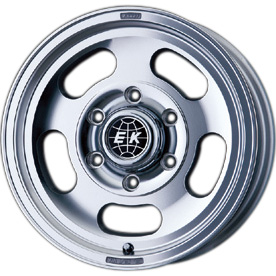 【送料無料】 ENKEI エンケイ クラシック ENKEI DISH ホイール単品4本セット 6.00-15 15インチ