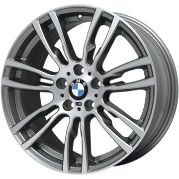 【送料無料 BMW3シリーズ(F30)】 F:225/40R19 R:255/35R19 M-TECHNIC スタイリング 403M F:8.00-19 R:8.50-19 FALKEN アゼニス FK510 サマータイヤ ホイール4本セット 輸入車