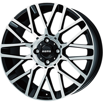 【送料無料】 225/60R17 17インチ MOMO モモ リベンジEVO 7J 7.00-17 DELINTE デリンテ DH7 SUV(限定) サマータイヤ ホイール4本セット