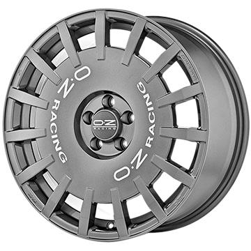 【送料無料】 OZ OZ ラリーレーシング ホイール単品4本セット 8.00-17 17インチ