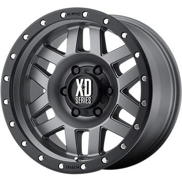 【送料無料】 KMC XDシリーズ XD128 マチェーテ ホイール単品4本セット 8.00-17 17インチ