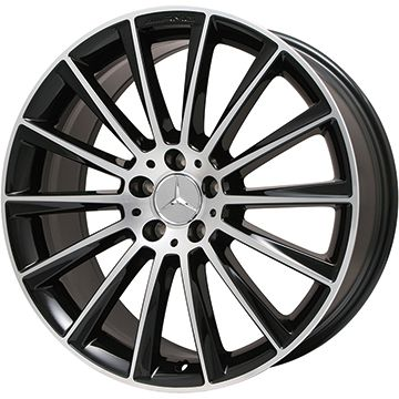 【送料無料 ベンツSクラス(W222/C217)】 F:245/40R20 R:275/35R20 AMG マルチスポーク F:8.50-20 R:9.50-20 PIRELLI P-ZERO MO BENZ承認 サマータイヤ ホイール4本セット 輸入車