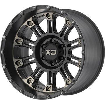 【送料無料】 KMC XDシリーズ XD829 ホス2 ホイール単品4本セット 9.00-17 17インチ