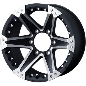 【送料無料】 265/75R16 16インチ WEDS ウェッズ マッドヴァンス 01 8J 8.00-16 SAFFIRO サフィーロ MAXTRAC A/T(限定) サマータイヤ ホイール4本セット