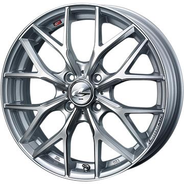 【送料無料 エブリイワゴン】 165/50R15 15インチ WEDS ウェッズ レオニス MX 4.5J 4.50-15 BRIDGESTONE ブリヂストン NEXTRY ネクストリー(限定) サマータイヤ ホイール4本セット