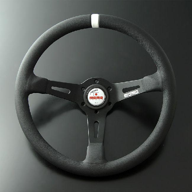 【正規輸入品】送料無料(一部離島除く) MOMO モモ ハンドル FULL SPEED フルスピード 348D ホワイト フジコーポレーション