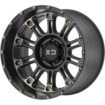 【送料無料】 35X12.5R17 17インチ KMC XDシリーズ XD829 ホス2 9J 9.00-17 YOKOHAMA ヨコハマ ジオランダー X-MT サマータイヤ ホイール4本セット【YOsum20】
