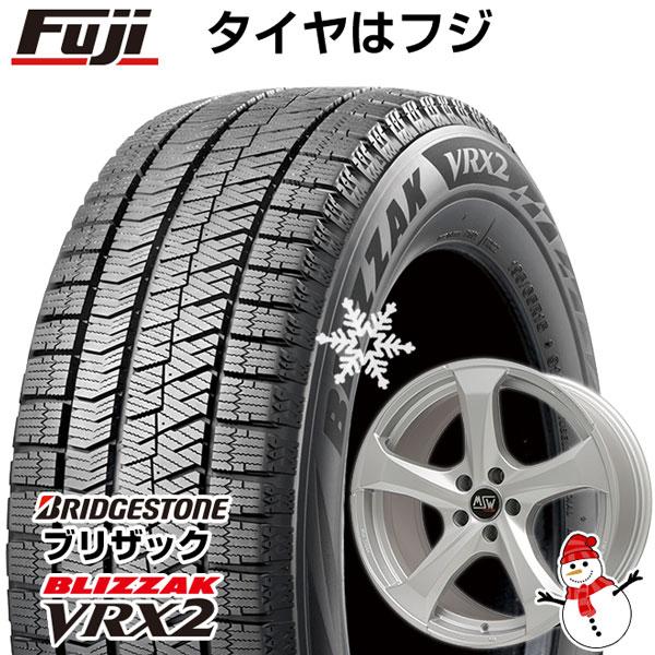 正式的 【取付対象 ブリザック】【送料無料 VW(ザ・ビートル)】 BRIDGESTONE 7.5J ブリヂストン ブリザック 47(フルシルバー) VRX2 215/55R17 17インチ スタッドレスタイヤ ホイール4本セット 輸入車 MSW by OZ Racing MSW 47(フルシルバー) 7.5J 7.50-17, 最新発見:2e291601 --- kventurepartners.sakura.ne.jp