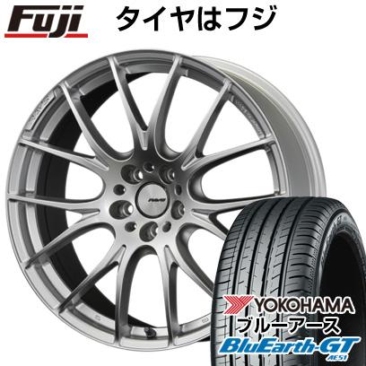 送料無料 235 40R19 19インチ YOKOHAMA ブルーアース GT AE51 サマータイヤ 驚きの値段 8.5J レイズ 8.50-19 ホイール4本セット クーポン対象 ホムラ 限定価格セール RAYS ヨコハマ 2X7