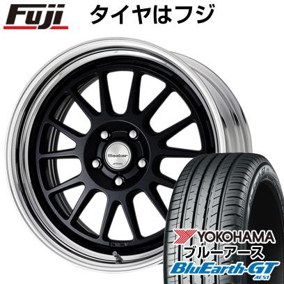 送料無料 215 40R18 18インチ YOKOHAMA ブルーアース GT 高級品 AE51 サマータイヤ ホイール4本セット ヨコハマ シーカー 7.5J クーポン対象 取付対象 FX WORK 7.50-18 新作アイテム毎日更新 ワーク