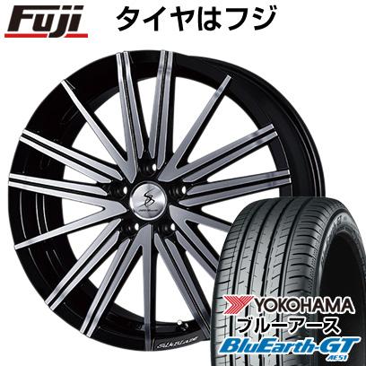 送料無料 225 40R19 19インチ YOKOHAMA ブルーアース GT AE51 サマータイヤ クーポン対象 KSPEC 公式通販 7.50-19 上品 7.5J ホイール4本セット ヴォルツァ BLAZE ヨコハマ SILK