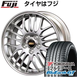 【送料無料 MINI(R60)】 205/55R17 17インチ BBS JAPAN BBS RG-H 7.5J 7.50-17 YOKOHAMA ブルーアース GT AE51 サマータイヤ ホイール4本セット 輸入車【YOsum20】