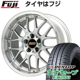 【送料無料 MINI(F60)】 225/50R18 18インチ BBS JAPAN BBS RS-GT 8J 8.00-18 DUNLOP エナセーブ EC204 サマータイヤ ホイール4本セット 輸入車【DUsum20】