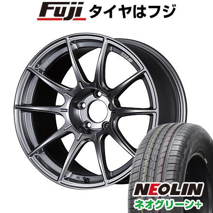 【送料無料】 195/65R15 15インチ SSR GTX01 6J 6.00-15 NEOLIN ネオリン ネオグリーン プラス(限定) サマータイヤ ホイール4本セット