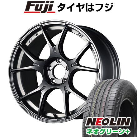 【送料無料】 205/40R17 17インチ SSR GTX02 7J 7.00-17 NEOLIN ネオリン ネオグリーン プラス(限定) サマータイヤ ホイール4本セット