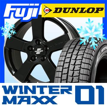 Wrx スポルト 4本 ホイールセット ヴェルヴァ Sport 18 8 0j Dunlop