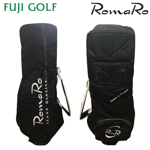 ゴルフ トラベルカバーRomaRo ロマロ折りたたみ型 TRAVEL COVER2020年モデル