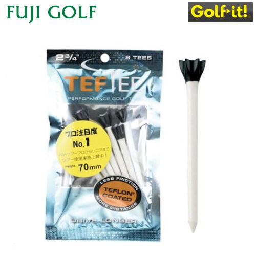 ゴルフ ティーLITE ライト テフティー 70mm T-384