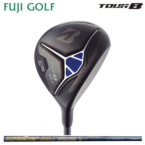 ゴルフ フェアウェイウッドBRIDGESTONE GOLF ブリヂストン ゴルフTOUR B XD-F FAIRWAYWOODSpeeder661 Evolution V カーボンシャフト