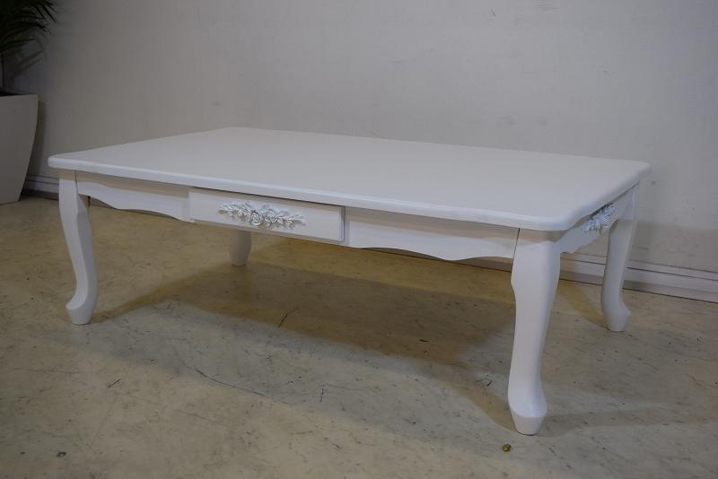 折れ脚式猫脚テーブル(その2) 新品 B31.2.23.1.4-7.Y.R31.2.28