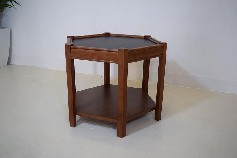 1ランク上テーブル&ワゴン ブラウン×ブラック K1.7.19.1.1-4.Y.R