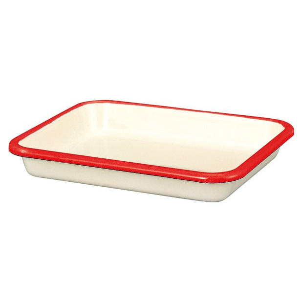 バット 富士ホーロー 高級品 ハニーウェア キッチン雑貨 安心のメーカー直販 新作多数 ホーローバットS 30取 ホワイト シンプル ホーロー雑貨 下ごしらえ 赤 青 白 料理
