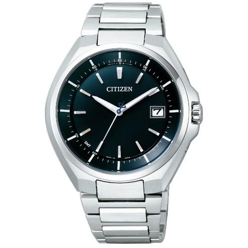 シチズン腕時計 ソーラー電波時計アテッサダイレクトフライト針表示式(ワールドタイム機能)CB3010-57L